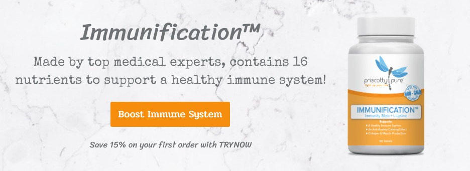 Immunification supports a healthy immune system