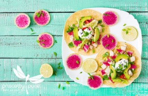 Priscotty Pure Healthy Chicken Tacos