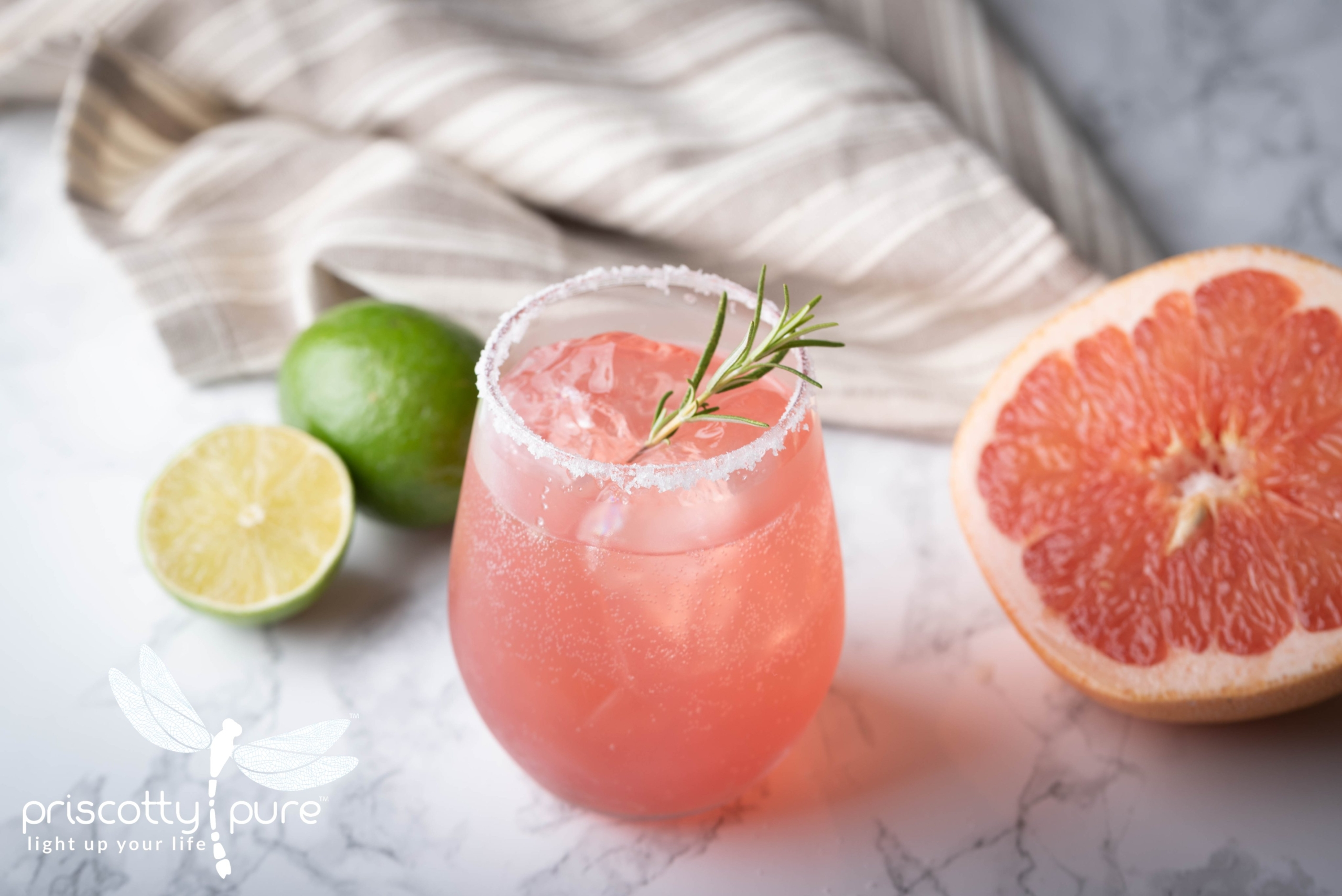 The Priscotty Paloma Cocktail
